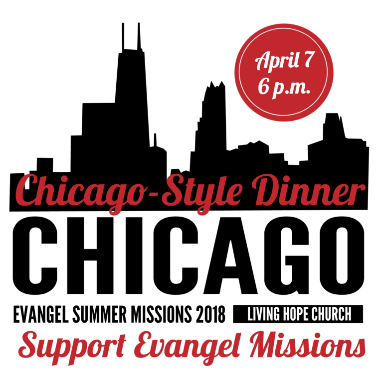 Chicago-Style Dinner for Missions