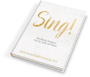 Sing Book Getty Music